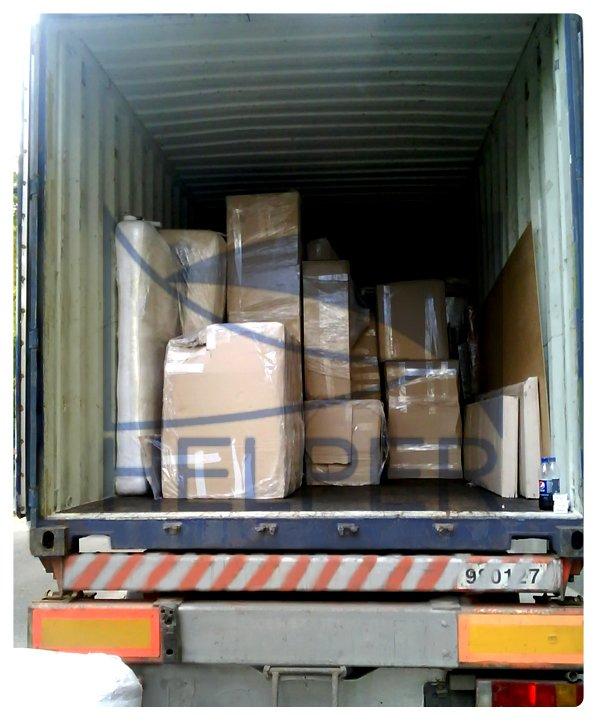 перевозка вещей за границу